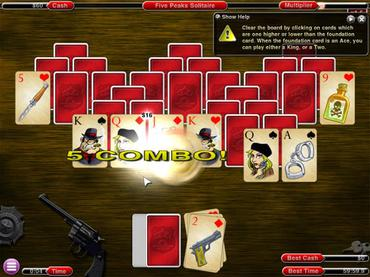 Crime Solitaire 2 Mac Game