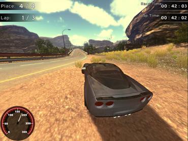 Supercars Racing Free Mac Game